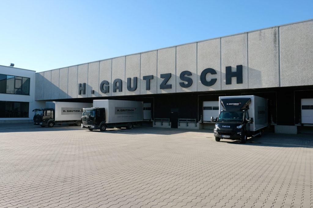 Automatisierung in der Lagerhaltung - Best Practice - AutoStore bei H. Gautzsch in Münster