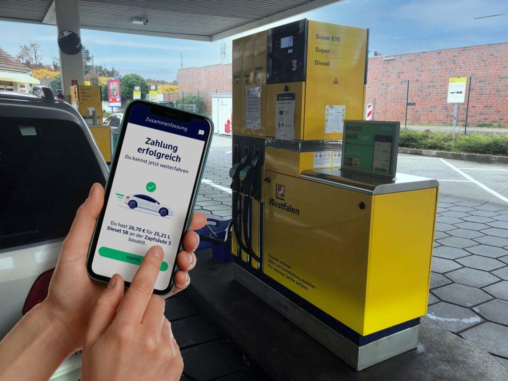 fillibri - die Tank-App aus Münster