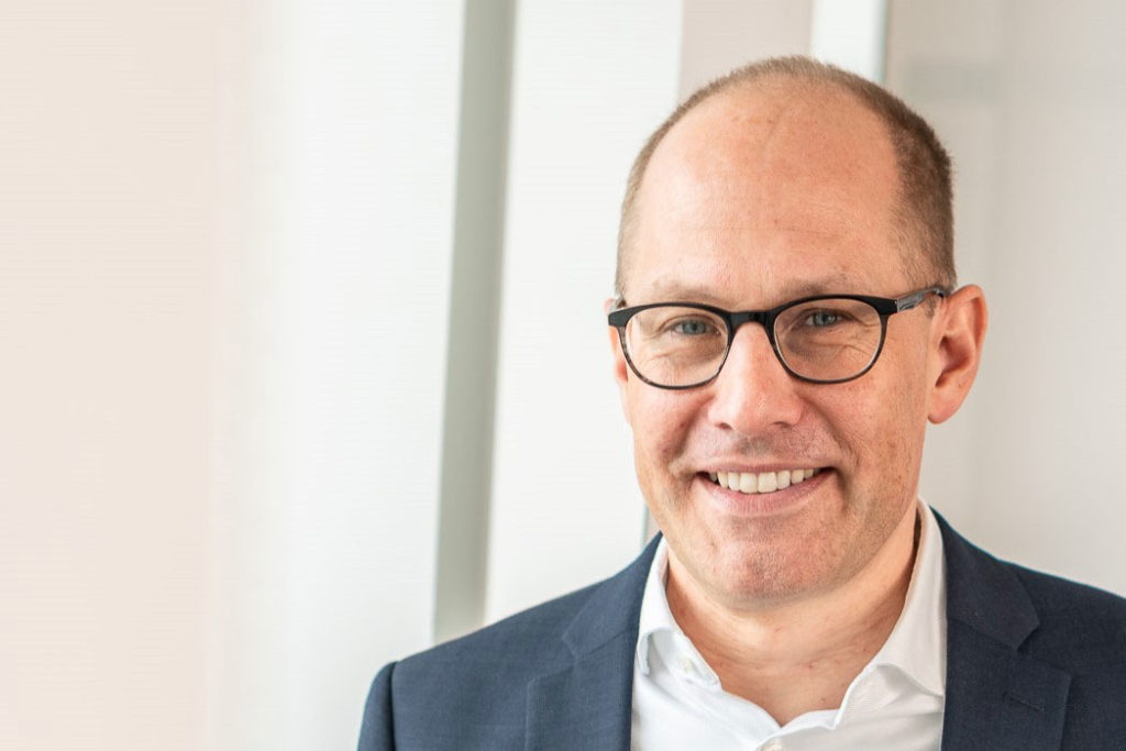 """Dr. André Wolf, Leiter der Stabsstelle """"Smart City Münster"""""""