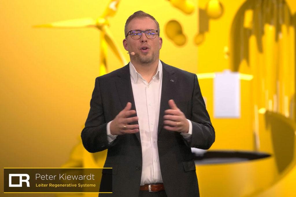 Digitale Messe - Peter Kiewardt